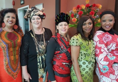 Women doing Business in Africa