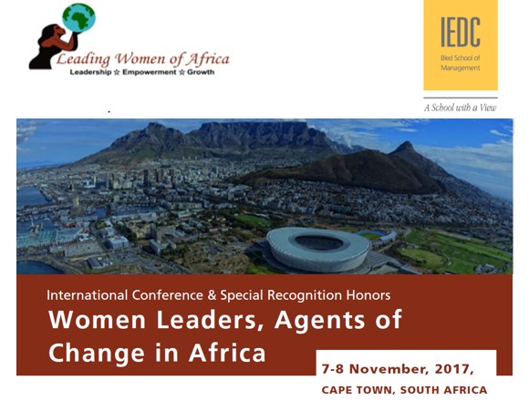 WOmen leaders banner