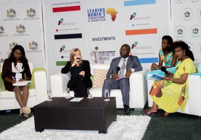 INVEST WITH WOMEN, CHANGE AFRICA